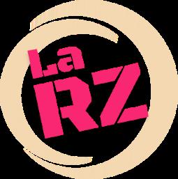 Logo de La RZ