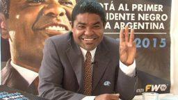 """Omar Obaca: """"Soy hincha de la Justicia"""""""
