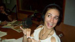 """Julieta Pink: """"La radio me permite ser yo misma"""""""