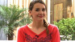 """Laura Azcurra: """"Lo que sucede con Toc Toc es algo inédito"""""""