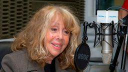"""Nora Perlé: """"El silencio en radio te ayuda a embellecer las palabras"""""""
