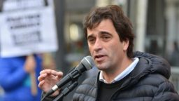 """Gabriel Solano: """"El kirchnerismo quiso armar un relato sobre lo que pasó con Mariano"""""""