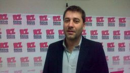 """Claudio Cingolani: """"Hay que rescatar los principios y valores de nuestro país"""""""