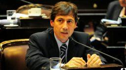 """Luis Naidenoff: """"La pobreza es parte de la realidad de Formosa"""""""