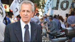 """Luis Zamora: """"Quiero señalar la irresponsabilidad de nuestros candidatos"""""""