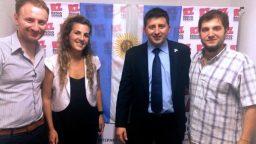 """Hernán Colautti: """"La mejor manera de proteger los monumentos es que la ciudadanía se los apropie"""""""