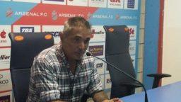 """Sergio Rondina: """"Va a pasar mucho tiempo para que los DTs dejen de ser el fusible de los equipos"""""""