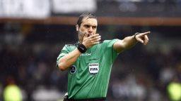 """Patricio Loustau: """"El árbitro tiene que vivir el fútbol"""""""