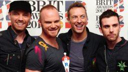 Cuenta regresiva para la presentación de Coldplay