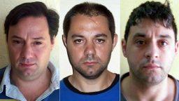 Detuvieron a taxista sospechado de trasladar a los Lanatta y a Schillaci