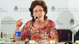 """Laura Ginsberg: """"El Estado Argentino es el responsable del crimen de la AMIA"""""""