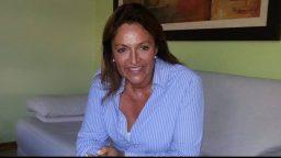 """Marcela Campagnoli: """"Me gustaría que Macri hable de la herencia recibida"""""""