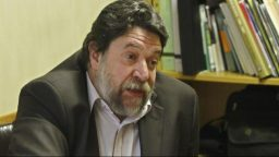 """Claudio Lozano: """"La deuda argentina no tiene solución financiera"""""""