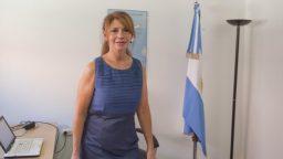 "Dalila Pinacho: ""No soy vocera de Lago Escondido"""