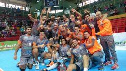 Copa Argentina de Voleibol: Marcos Milinkovic ganó su primer título como técnico