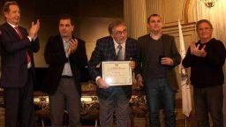 """Luis Brandoni: """"Recibo el reconocimiento con mucho orgullo"""""""
