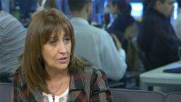 """Mirta Tundis: """"Que los jubilados pasen de cobrar $4200 a $4900 es irrisorio"""""""