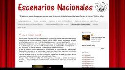 """Pablo Lancone: """"Hacemos teatro independiente desde un blog independiente"""""""