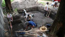 Hallaron restos del primer asentamiento indígena en la ciudad