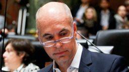 Rodríguez Larreta ya vetó su primera ley