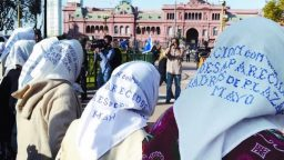 A 40 años del golpe de Estado, organismos de derechos humanos marcharán a plaza de mayo