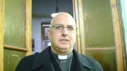 """Monseñor Santiago Olivera: """"Es una llamada de atención para el sistema democrático"""""""