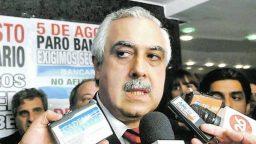 """Eduardo Berrozpe: """"no tenemos siquiera una propuesta del sector privado, eso es inaceptable"""""""