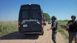 Más de 500 efectivos buscan en Santa Fe a los prófugos del triple crimen