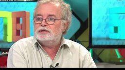 """Jorge Halperín: """"Ni FOPEA ni la Academía Nacional de Periodistas me llamaron ni sacaron un comunicado"""""""