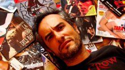 """Martín Rea: """"Ciudad Emergente es un reflejo de la cultura rock"""""""