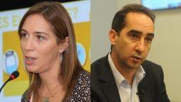 María Eugenia Vidal confirmó su separación