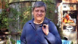 """Carlos Evaristo: """"No existe una funcion de teatro por internet, eso no es teatro"""""""