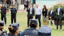 """Guillermo Berra: """"Nos pusimos al frente de este combate contra la corrupción"""""""