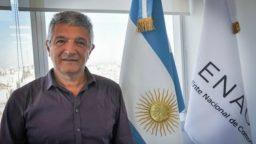 """Gustavo López: """"Mientras nosotros hacemos, otros generan un clima de locura"""""""