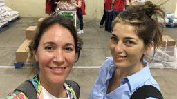 """Maria Travaglino: """"No recibimos apoyo del Estado ni pertenecemos a ningun partido politico"""""""