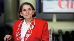 """Hilda Molina: """"En Cuba hay capitalismo salvaje y militar de Estado"""""""