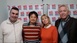Ignacio Huang:El cine argentino tiene mucho prestigio mundialmente