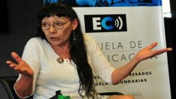 """María del Carmen Verdú: """"Con el 2% de los ingresos de los más ricos garantizas la comida para todos"""""""