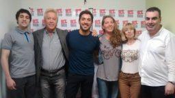 Diego Alfonso: El cine es como el ADN de un pais