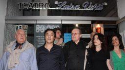 """Rubén Hernández Miranda: """"Nosotros lo que queremos es que el Teatro no desaparezca"""""""