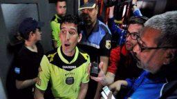 """Gastón Sosa: """"No soy barra brava, no tengo relación con el gobierno ni amenacé al juez"""""""