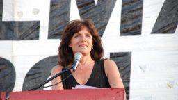 """Vilma Ripoll: """"Hay que terminar con la elección de los jueces por el poder político"""""""
