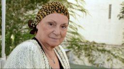 """Nora Massi: """"Lo mas dificil era como dirigir a distancia a dieciocho actores"""""""