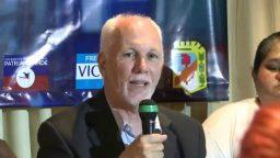 Victor Ramos: Estoy espantado de escuchar a Miguel Pichetto