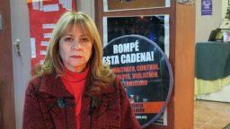 """Ada Rico: """"Quisiera que la justicia que libera a esos agresores explique por qué lo hicieron"""""""