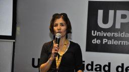 """Maria Gabriela Ensinck: """"Se necesita un cambio de conducta y un cambio de conciencia"""""""