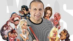 """Luis Ordoñez: """"Cuando hago una caricatura jamas pienso en una exageracion para agredir a la persona"""""""
