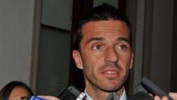 """Rodrigo González: """"Si Mauro Martín ingresa a un estadio, yo dejo de ser su abogado"""""""