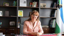 """Magdalena Odarda: """"La función social es irreemplazable, vamos a hacer cumplir la ley de presupuesto"""""""