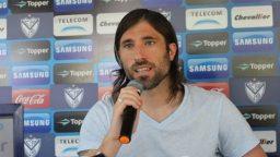 Mariano Pavone: La mejor manera de que el hincha esté tranquilo es dándole resultados